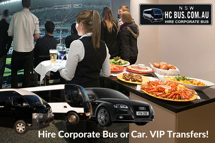 Corporate Functions and Sporting Events!