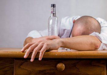 drinking hangover